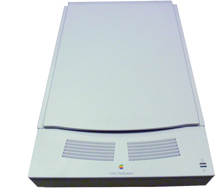 Apple Color OneScanner