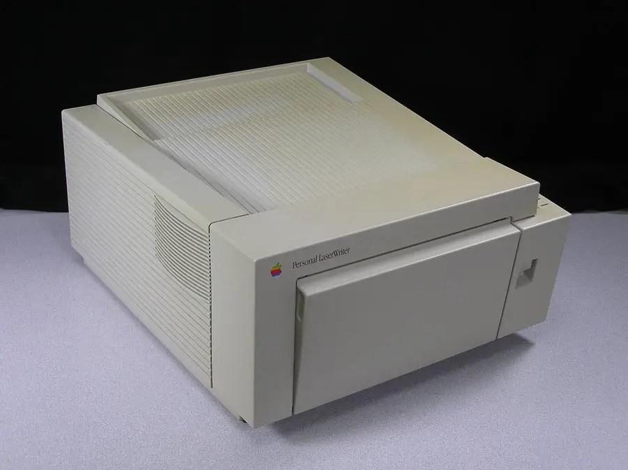 Personal LaserWriter SC