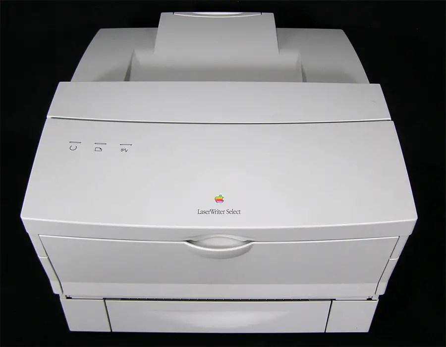 LaserWriter Select