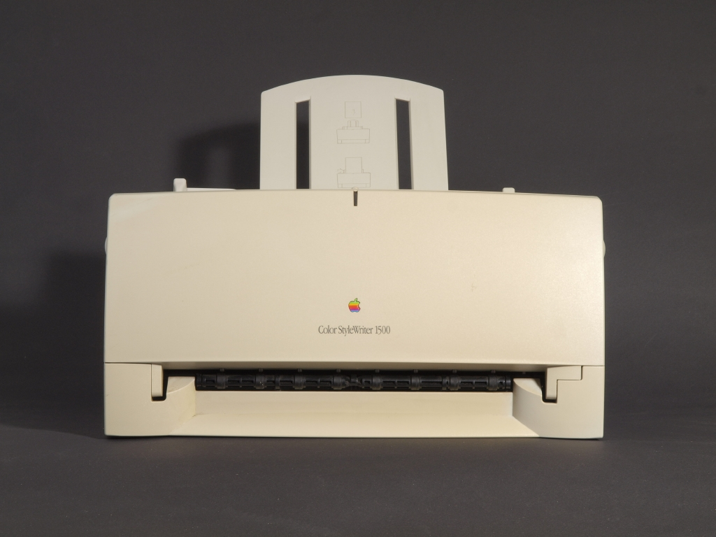 Color Stylewriter 1500