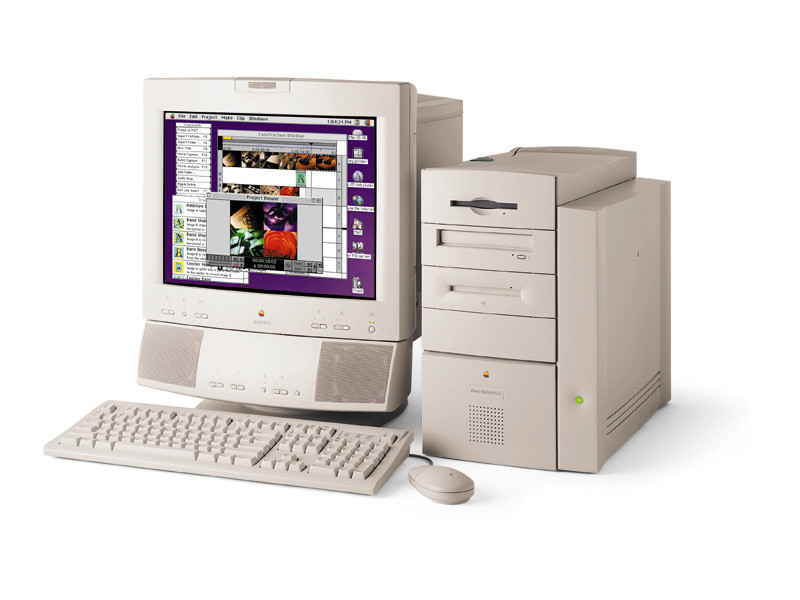 AppleVision 750AV Display