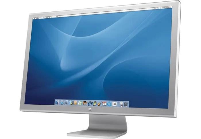 Apple Cinema Display with DVI port