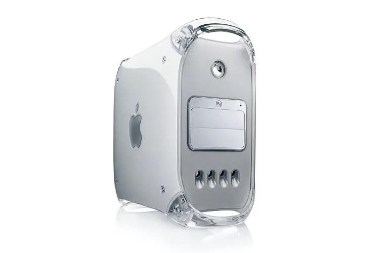 Macintosh Server G4 QuickSilver Mirrored Drive Doors