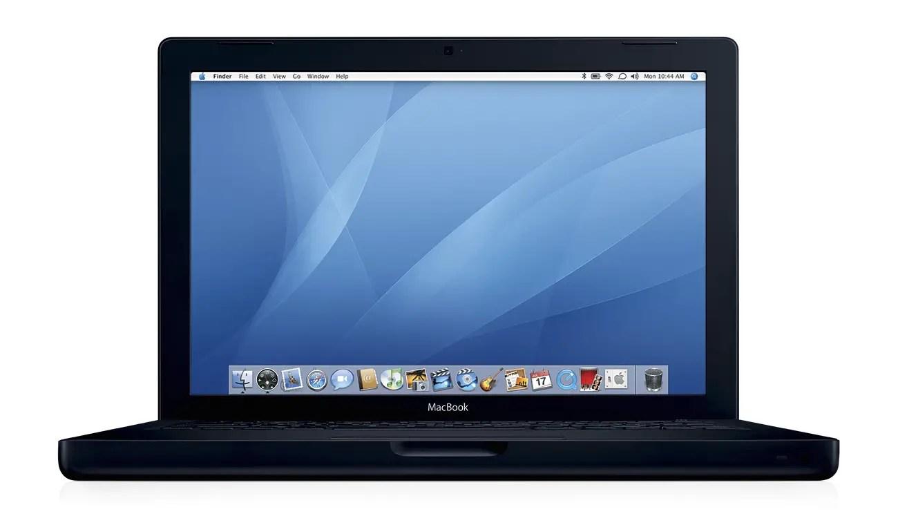 MacBook 13-inch Black