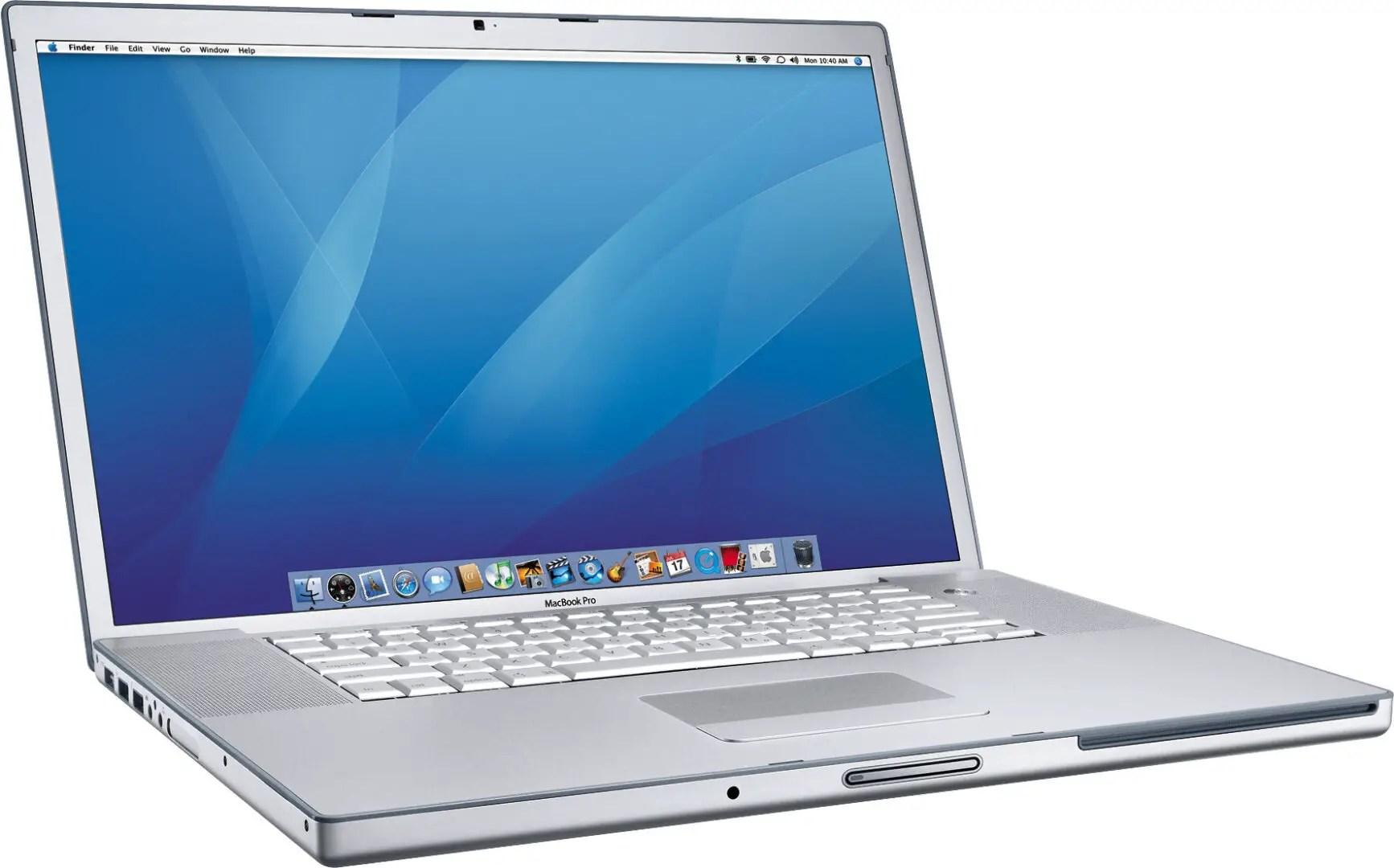 MacBook Pro 17-inch