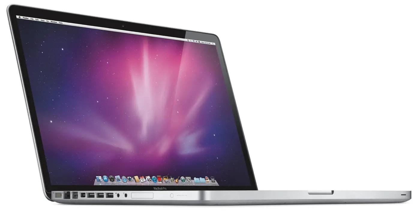 MacBook Pro 17-inch Unibody