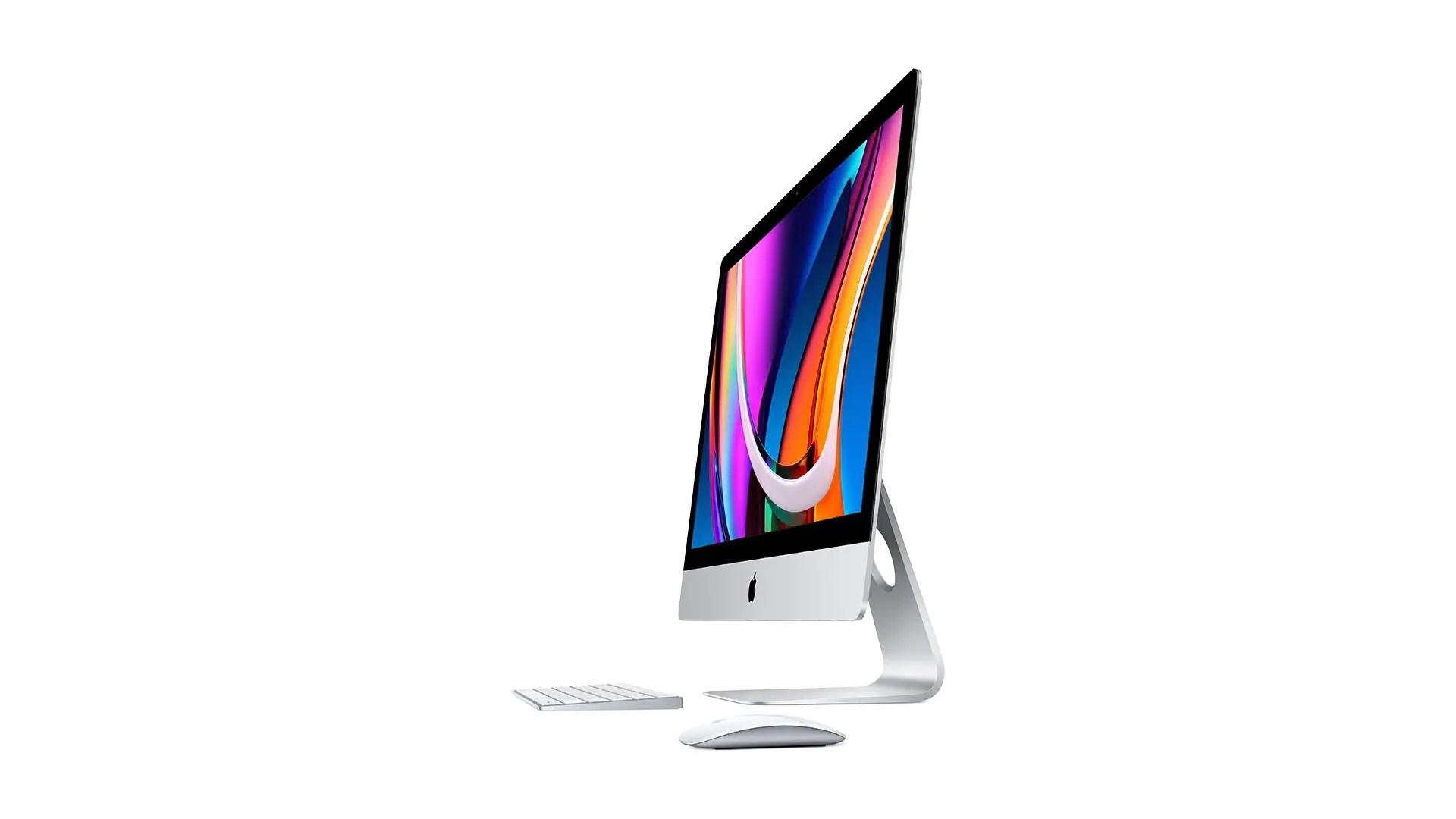 iMac 27-inch 2020
