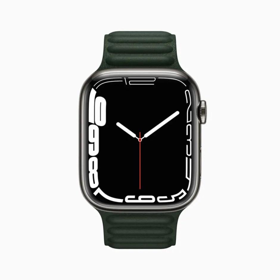 Apple Watch Series 7 Screen Size