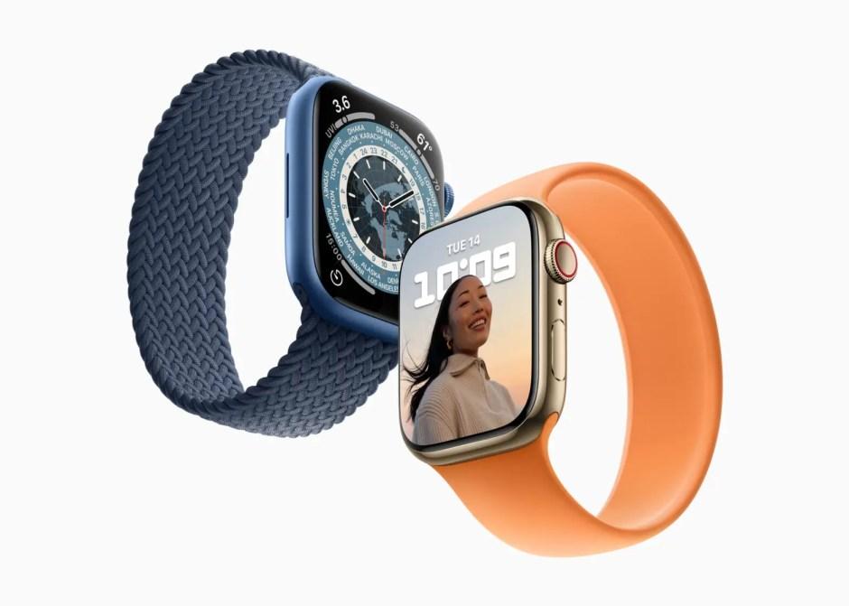 Apple Watch Series 7 Solo Loop