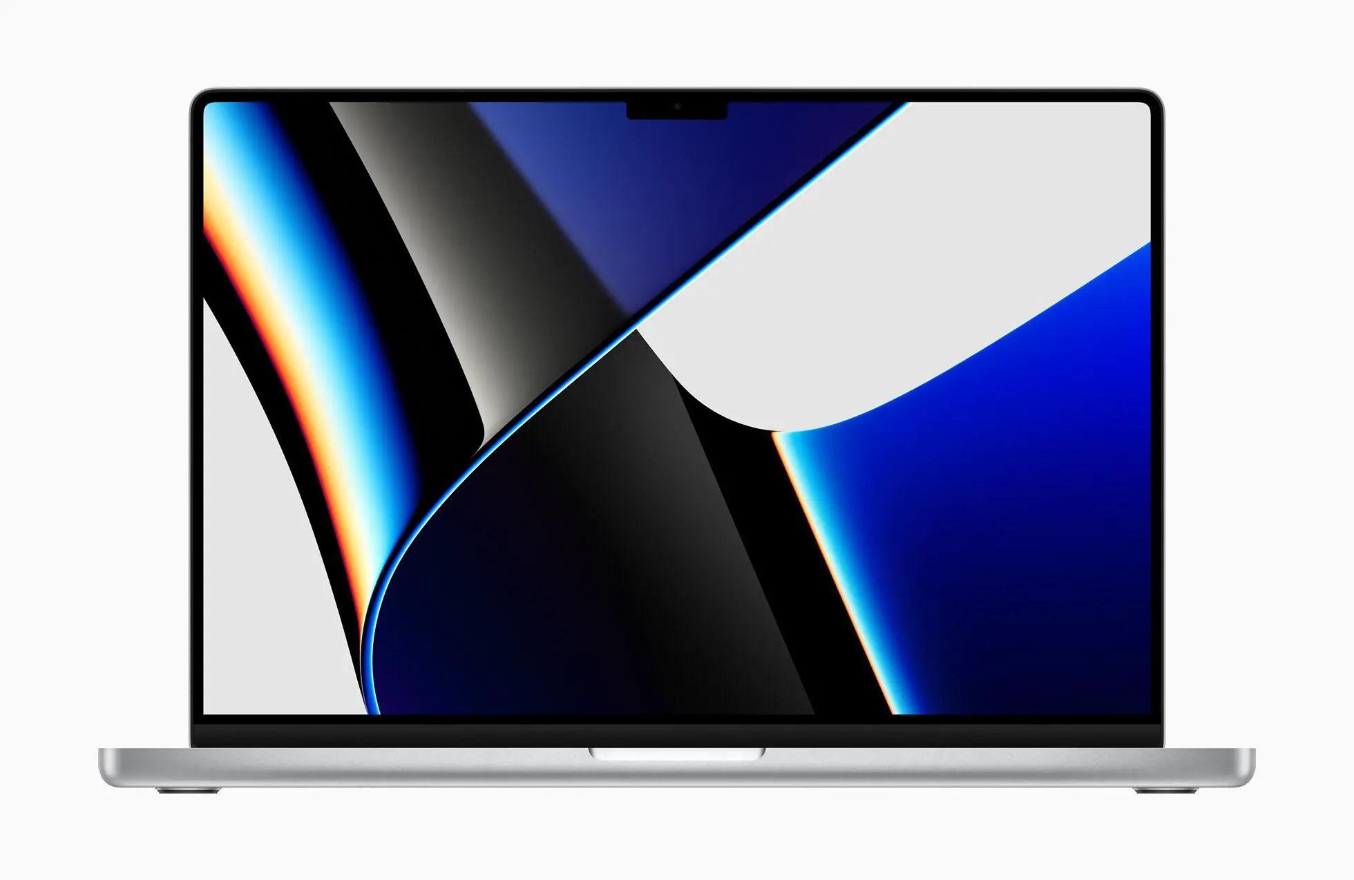MacBook Pro 16-inch 2021