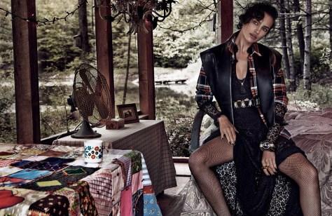 Vogue Spain, November 2013
