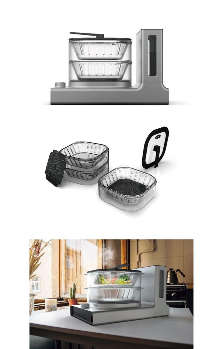 Bestron Küchenmaschine Test 2021