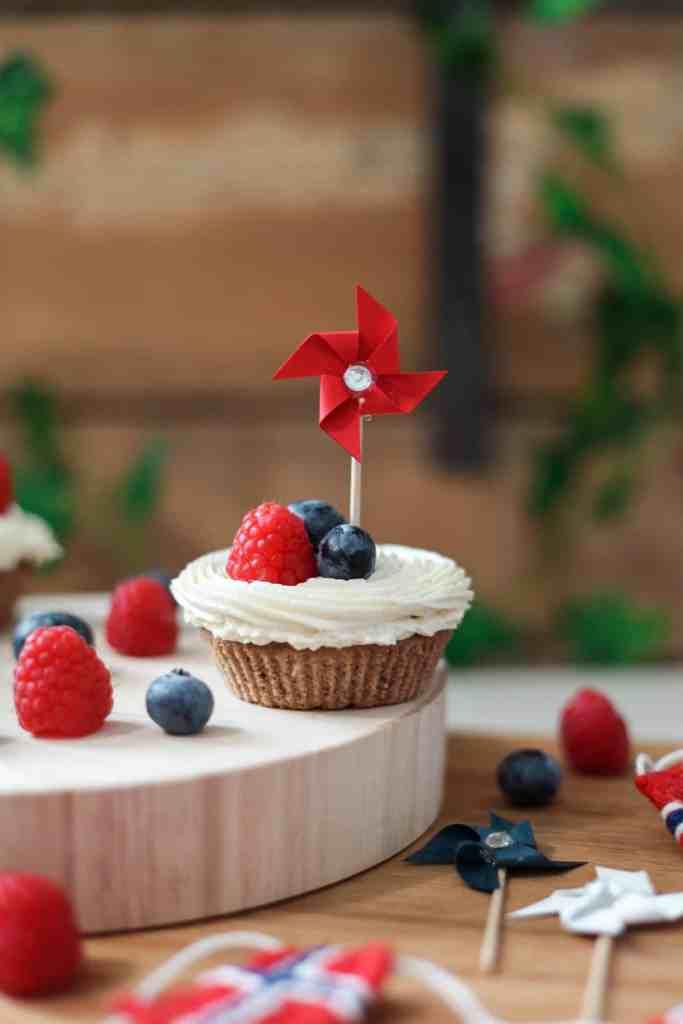 17 mai muffins med sjokolade
