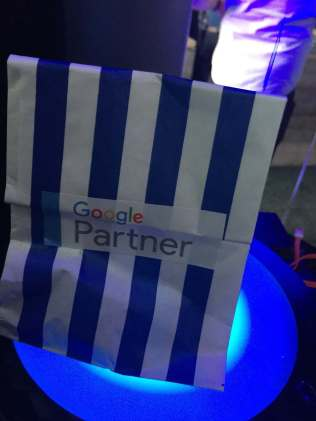Made By Factory Google Partners Sweets