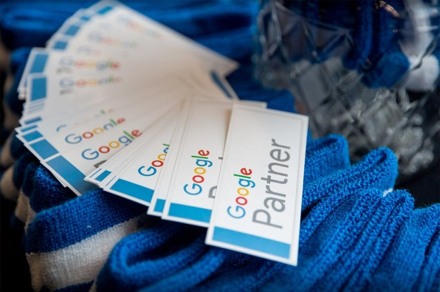Made By Factory Google Partners Badges
