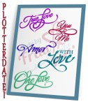 Love-Words-Set