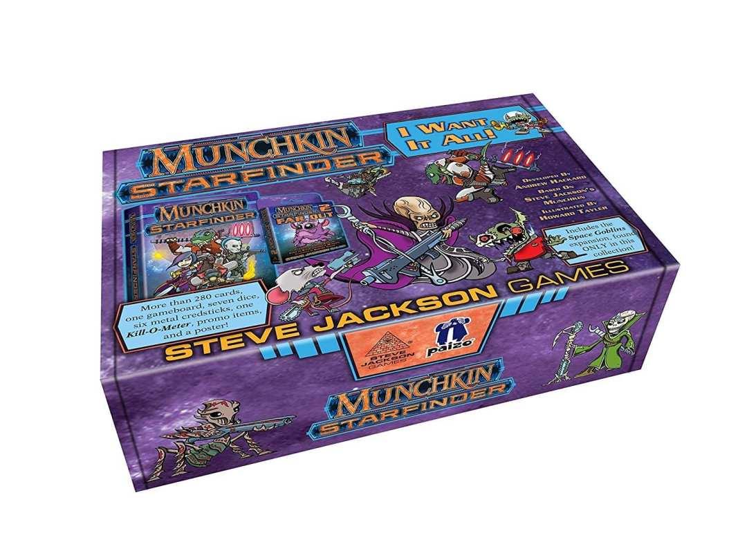 Starfinder Munchkin