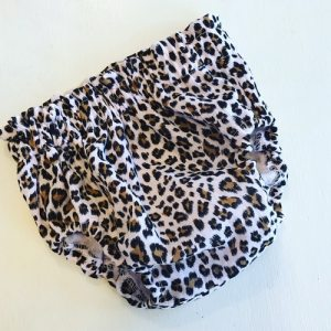 Diaper cover douuble gauze