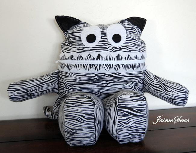 Pajama Eaters Pattern by SewFearless | JaimeSews