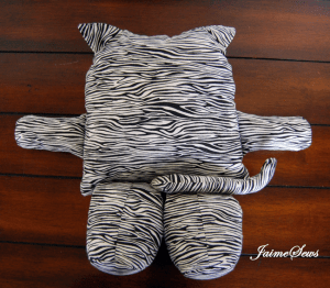 Pajama Eaters Pattern by SewFearless | JaimeSews