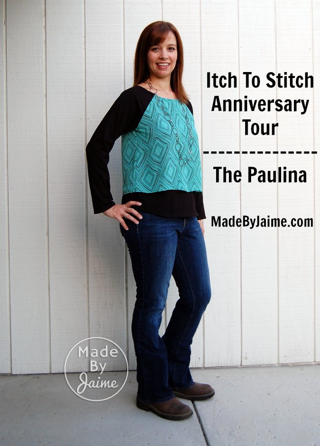 Itch To Stitch Anniversary | Paulina Hack