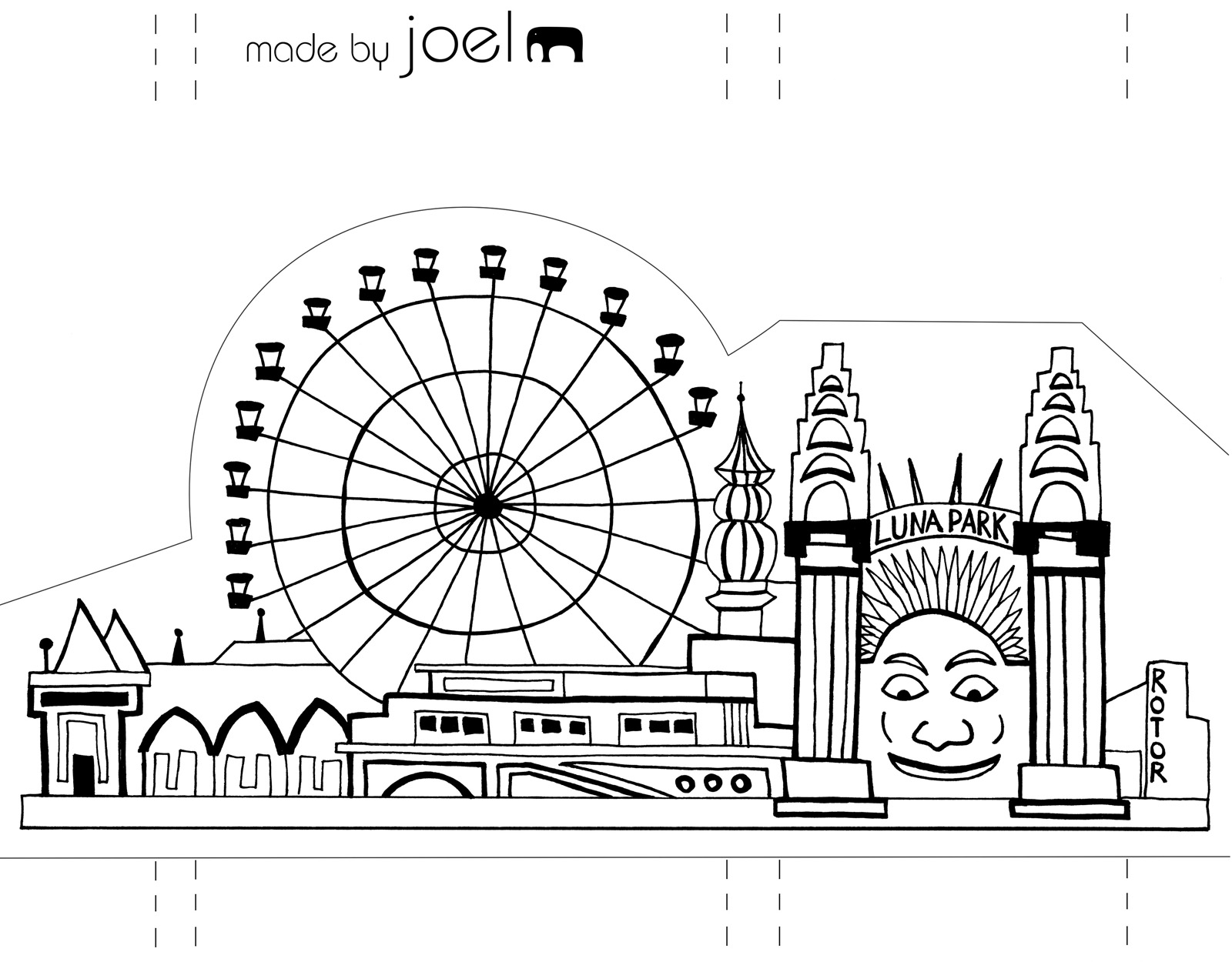 Made By Joel Template Made By Joel Paper City Sydney