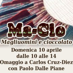 Macio Magliuomini e Cioccolato Torino
