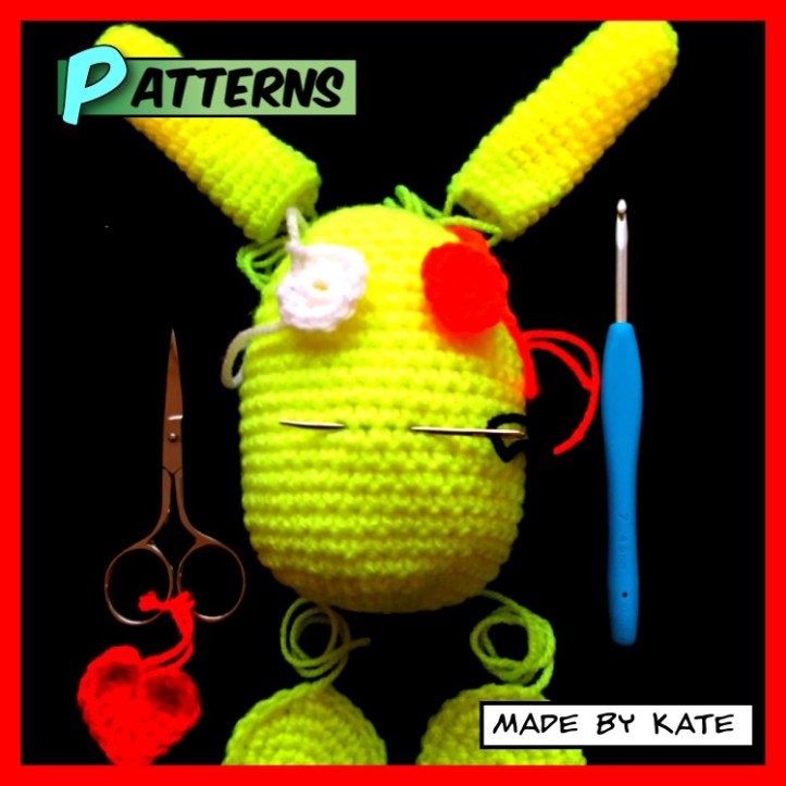 Schemi Kate Alinari | Made by Kate | Crochet