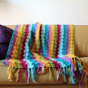 coperta uncinetto schema