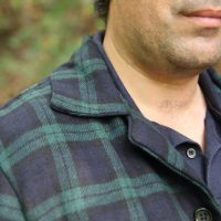 Men's Overshirt Pattern