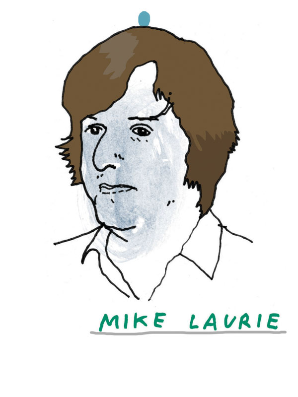 Mike Laurie