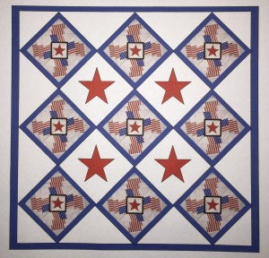 Four Flags quilt