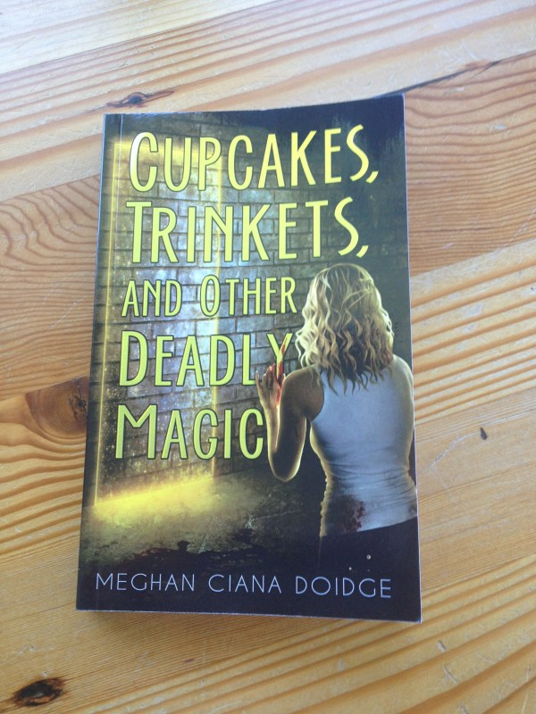 Cupcakes (Etc) paperback proof - front