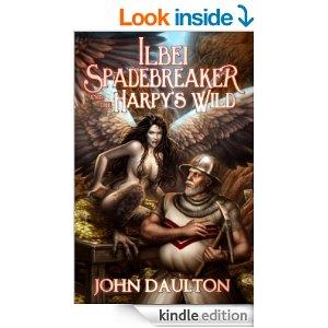 Harpy's Wild ebook cover