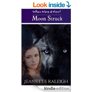 Moon Struck ebook cover