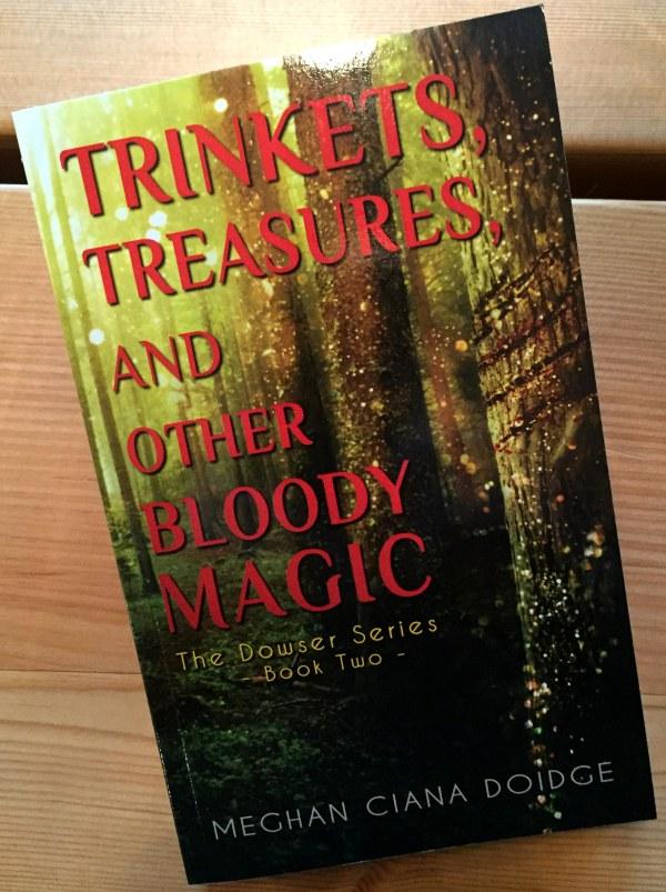 trinkets paperback