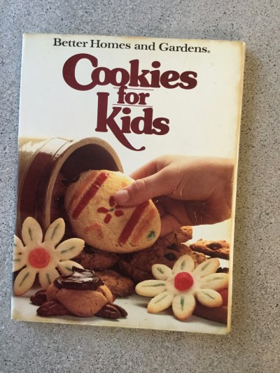 Cookies for Kids cookbook