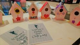 Fairy House Decorating