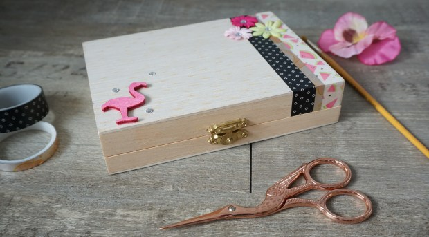 Personalised Art Box