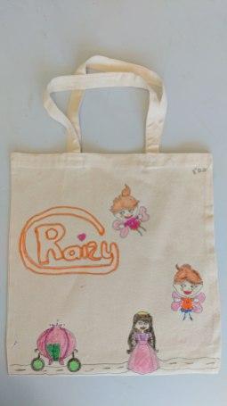 Tote Bag Decorating
