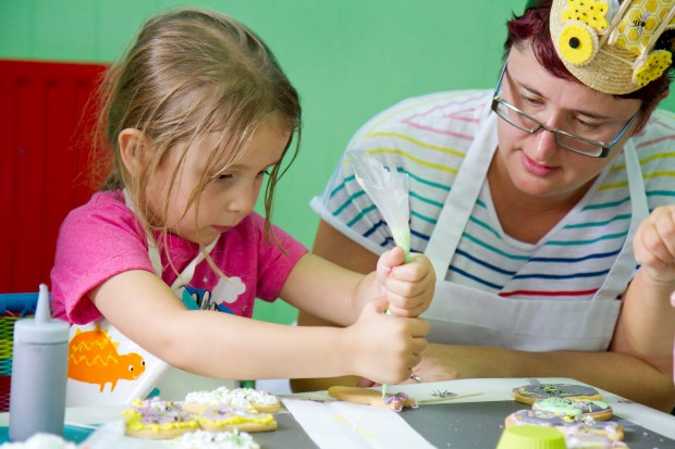 Craft classes and activities in Bournemouth and Poole, perfect for children aged 2-5