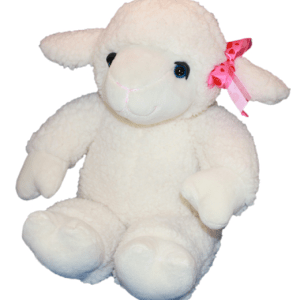 Easter lamb teddy making kit