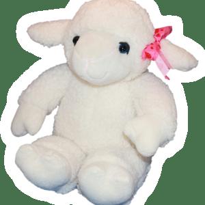 Easter lamb teddy making kit