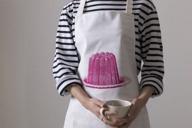 jelly-apron