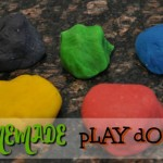 How To Make Home Made Play Dough