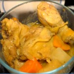 Chicken Curry in Slow Cooker (with Video)