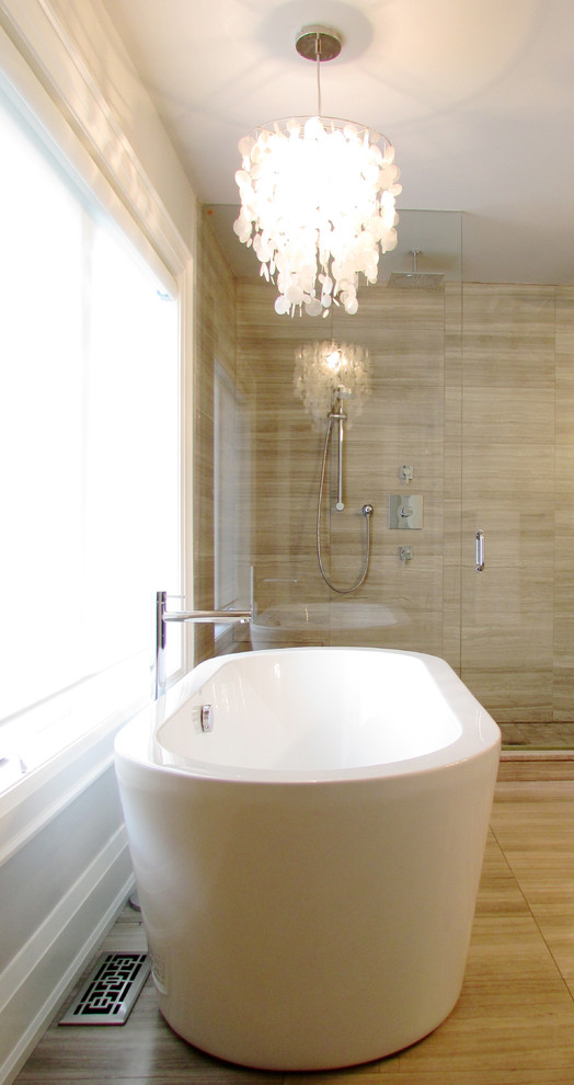 Small Square Bathroom Layout