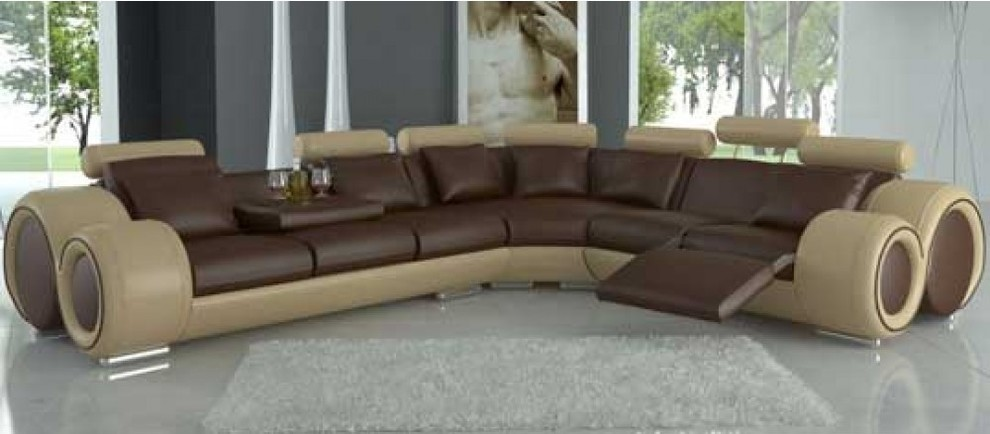 Sectional Sofas With Recliners In Living Room Modern Seat