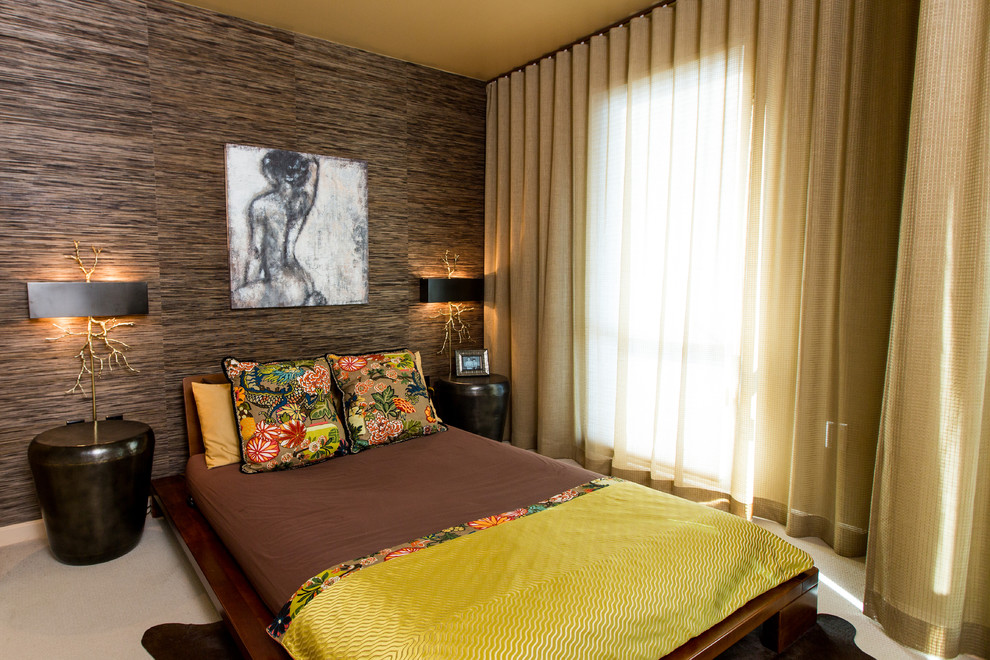Glamorous Euro Sham Covers In Bedroom Asian With Wall To