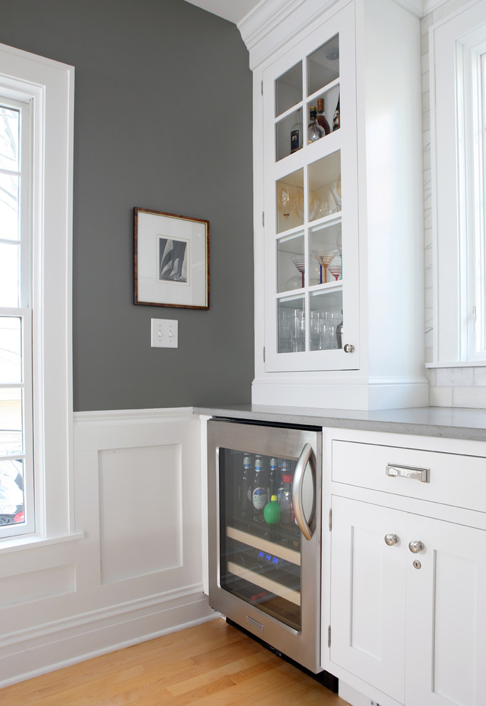 innovative locking liquor cabinet in kitchen traditional on benjamin moore kitchen cabinet paint id=20982